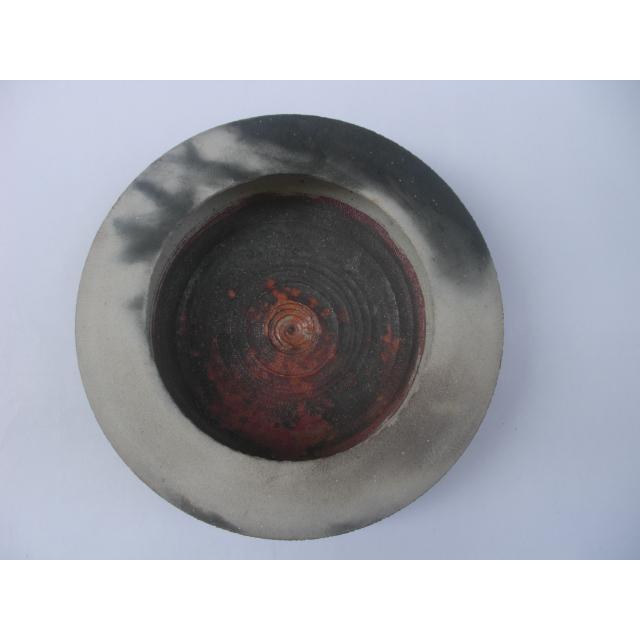 1980s Hand Thrown Spiral Design Studio Ceramic Vase Chairish