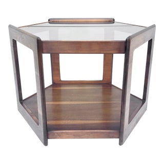 Mid-Century Side Table or Lamp Tahoe For Sale