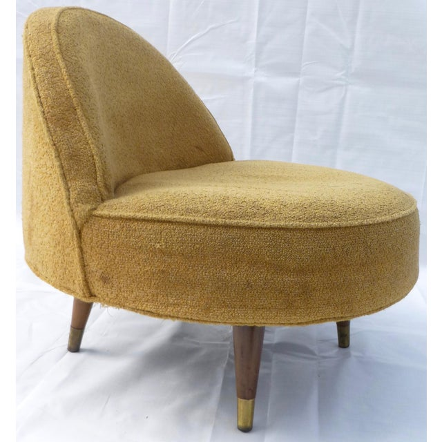 Mid-Century Craft Associates Slice Chair For Sale - Image 10 of 11