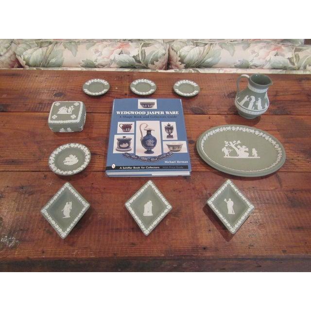 Beautiful Wedgwood Jasperware Collection & Serving Book Set - Image 4 of 8