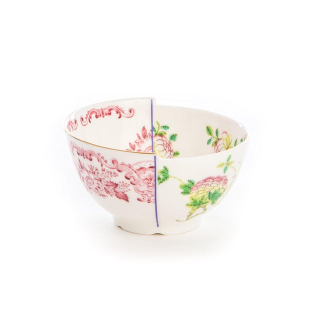 Not Yet Made - Made To Order Seletti, Hybrid Olinda Small Bowl, Ctrlzak, 2011/2016 For Sale - Image 5 of 5