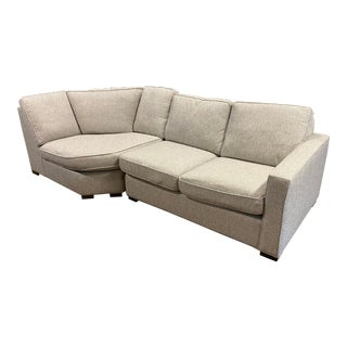 Room & Board Morrison 2-Piece Sofa Sectional For Sale
