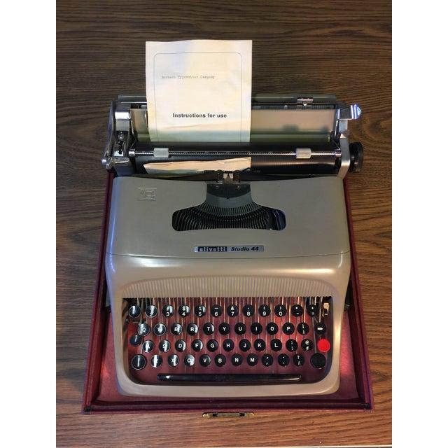 Olivetti Mid-Century Typewriter - Image 2 of 5