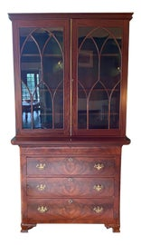 Image of Gothic China and Display Cabinets
