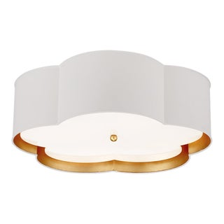 Visual Comfort Bryce Large Flush Mount For Sale