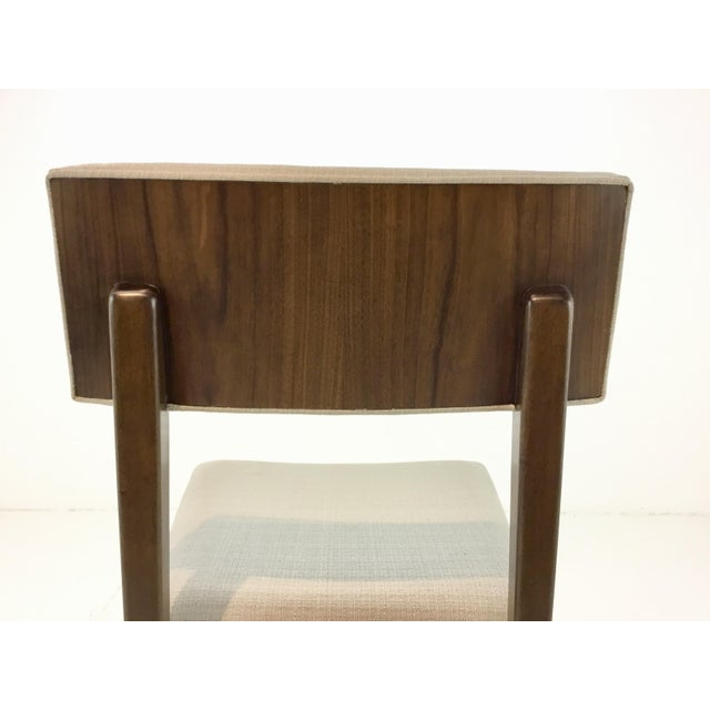 Danish Modern Style Sena Dining Chair By: Thomasville For Sale In Atlanta - Image 6 of 7