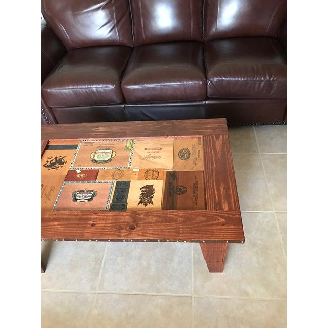 Cigar Box Coffee Table - Image 11 of 11