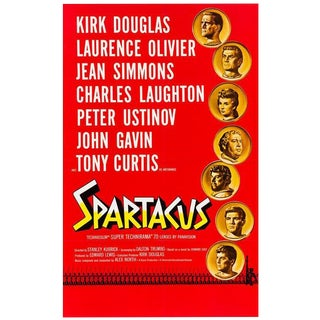 "Saul Bass ""Spartacus"" For Sale"