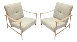 Image of Newly Made Adesso Imports Accent Chairs