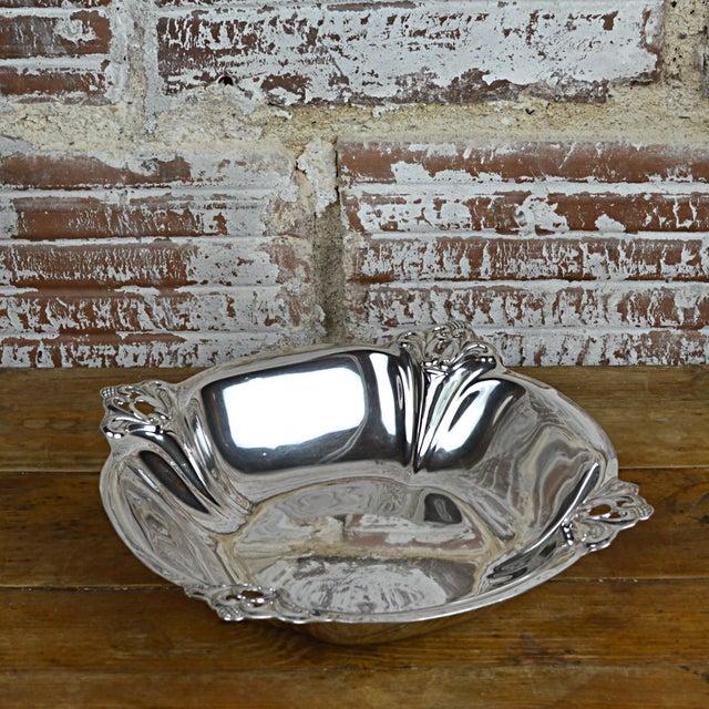 International Silver Royal Danish Sterling Vegetable Bowl - Image 3 of 9