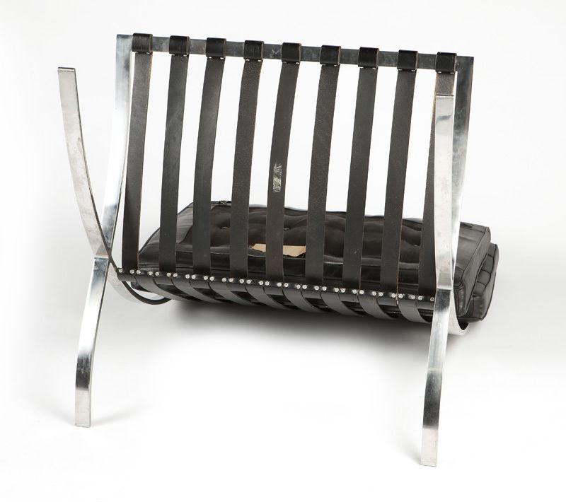 Knoll Barcelona Chair By Ludwig Mies Van Der Rohe   Image 5 Of 11