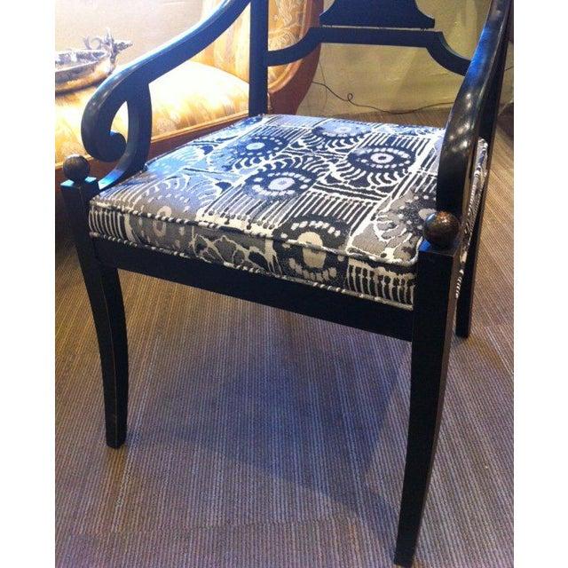 Pair of Swedish Armchairs - Image 2 of 3