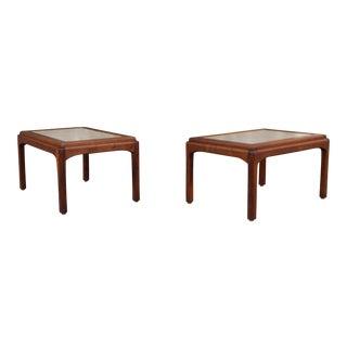 John Keal Mid-Century Side Tables - A Pair
