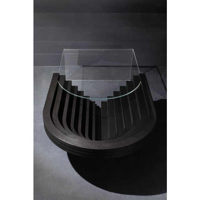 Brutiful U&i Coffee Table, Geometric Coffee Table by Birnam Wood Studio For Sale In Philadelphia - Image 6 of 13