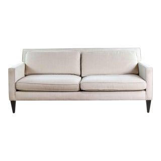 Crate and Barrel Sofa For Sale