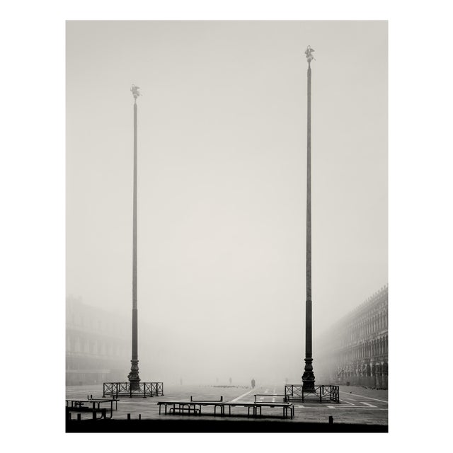 Traditional Piazza San Marco, Venice Original Photography Print For Sale - Image 3 of 3