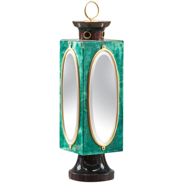 Amazing Lantern Attributed to Aldo Tura - Image 1 of 4