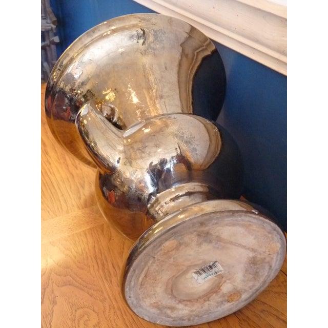 Ceramic Haeger Glazed Ceramic Urn For Sale - Image 7 of 10