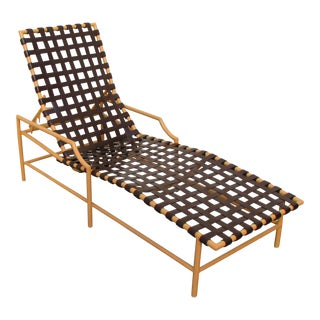 1970s Contemporary Tropitone Cantina Chaise For Sale