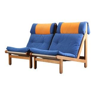Bernt Pedersen Chairs- A Pair For Sale