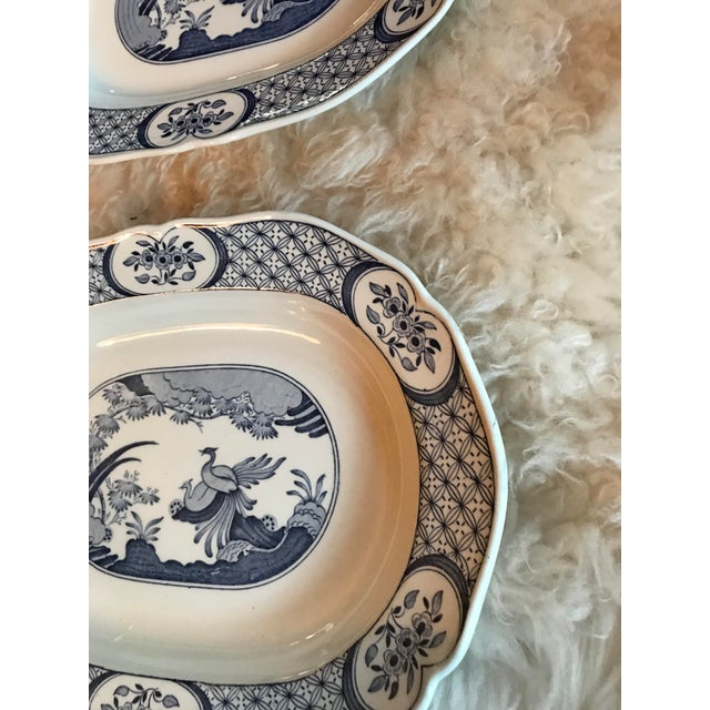 Chinoiserie Old Chelsea Platters - Set of 3 - Image 2 of 8