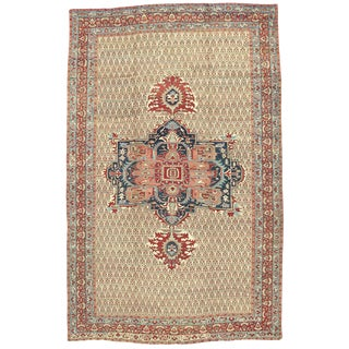 Northwest Persian Bakhshaish Carpet For Sale