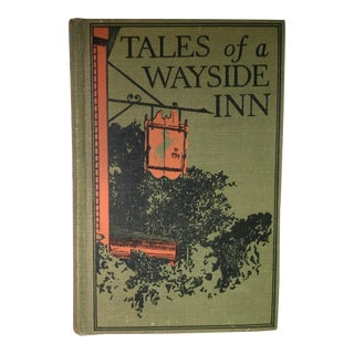 "1913 ""Tales of a Wayside Inn"" by Longfellow Book For Sale"