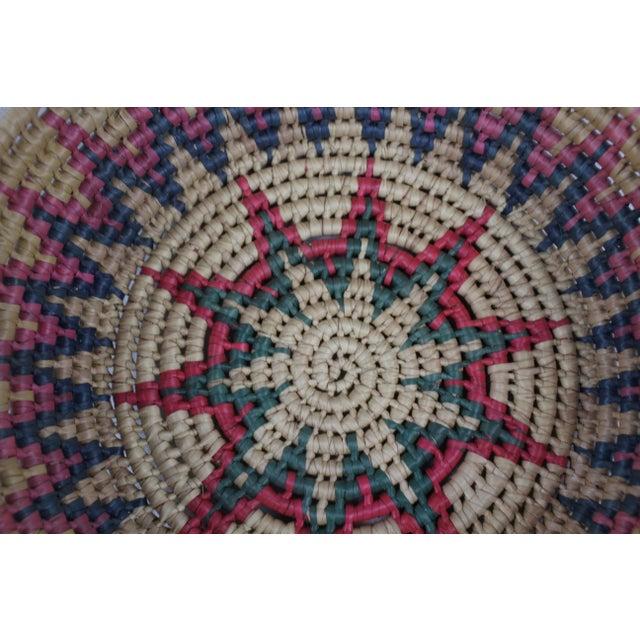 Ghanian Tribal Basket For Sale - Image 4 of 6