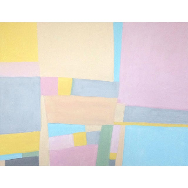 2010s 'Jane Says' Original Abstract Painting by Linnea Heide For Sale - Image 5 of 8