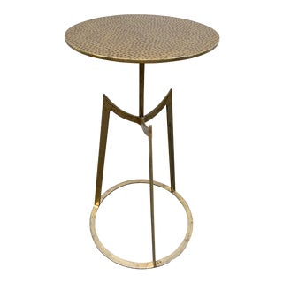 Mr Brown Conniston Side Table For Sale