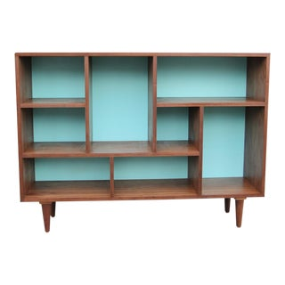 Walnut Bookcase For Sale