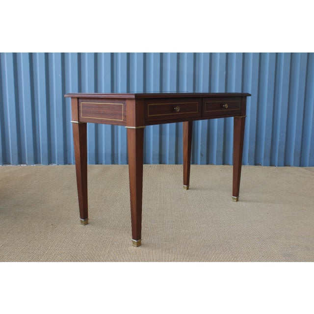 1950s Mahogany Jeweler's Desk, France, 1950s For Sale - Image 5 of 12