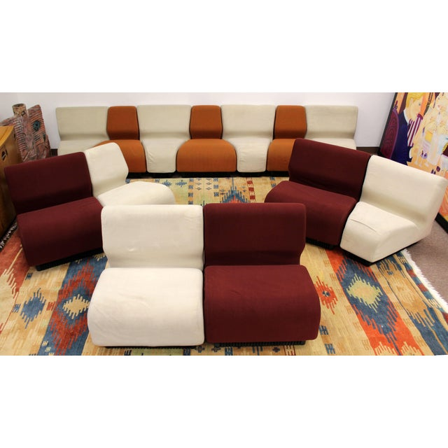 1960s Mid-Century Modern Never Ending Sectional Sofa by Don Chadwick for Herman Miller For Sale - Image 5 of 11