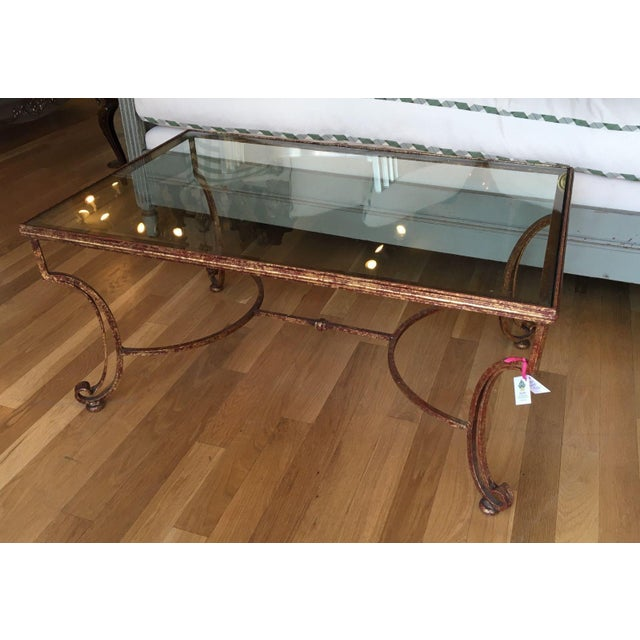 Glass Top Coffee Table - Image 3 of 4