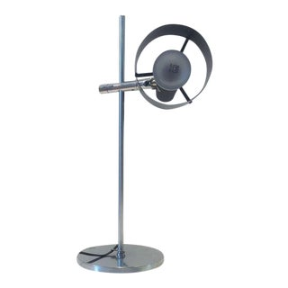 Koch & Lowy Adjustable Table Lamp For Sale