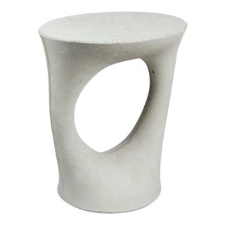 Souda Kreten Concrete Side Table For Sale