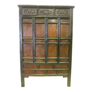 Chinese Cabinet, 18th Century For Sale