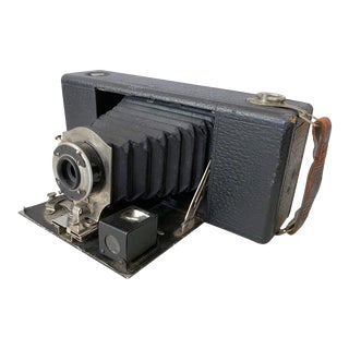 Antique Ansco Buster Brown No. 2A Folding Camera For Sale