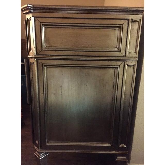 Z Gallerie Empire 6 Drawer Low Dresser Chairish