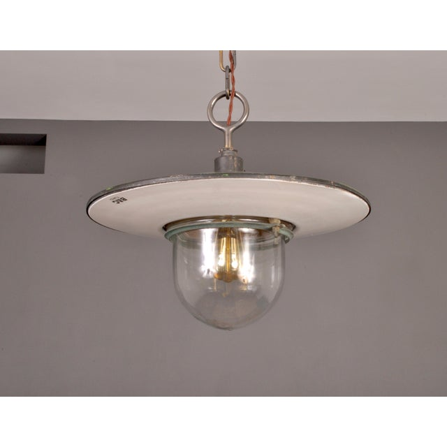 BAG Turgi Bag Turgi, Street Lamp, Switzerland 1920s For Sale - Image 4 of 10