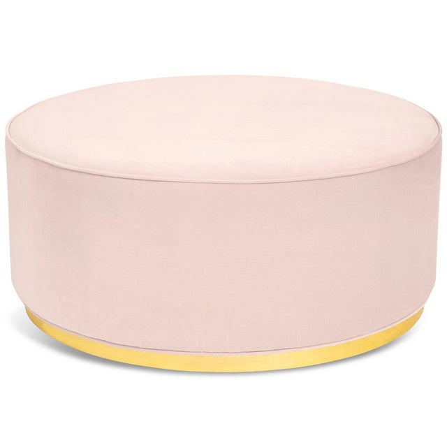 "Nothing exudes simplicity like our 42"" Chubby Ottoman. This large ottoman is a versatile addition to any room, providing..."