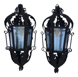 Image of Spanish Lanterns