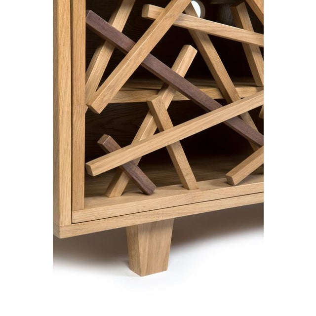 Contemporary Thistle Console For Sale - Image 3 of 7