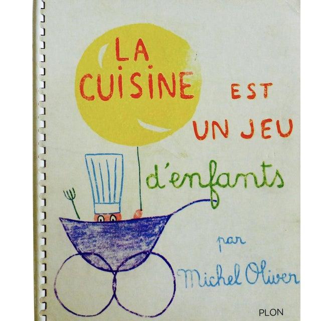 La Cuisine Est Un Jeu D'enfants, Michel Oliver For Sale