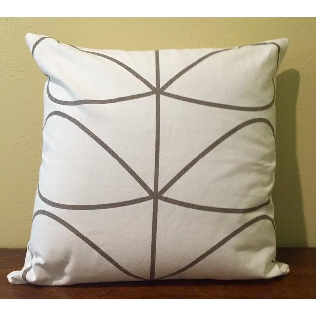 Gray & White Geometric Pillows - Set of 4 - Image 9 of 11