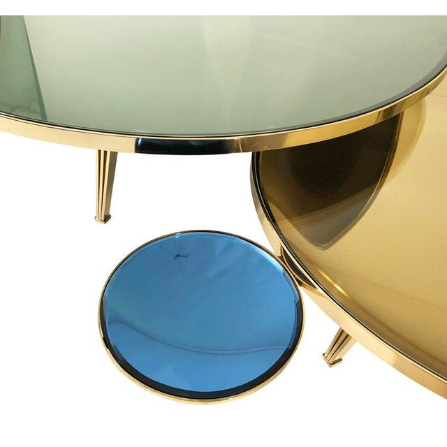 Riflesso Coffee Tables - Set of 3 For Sale - Image 12 of 13