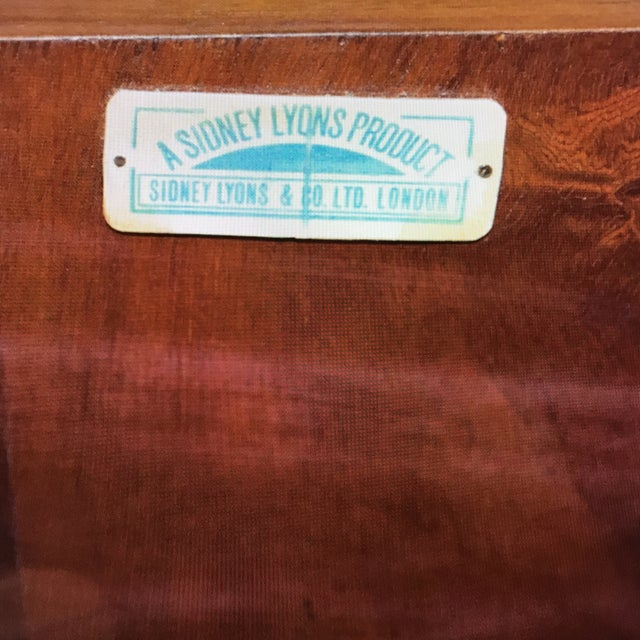 English Wooden Liquor Bar by Sidney Lyons & Co. For Sale - Image 4 of 6