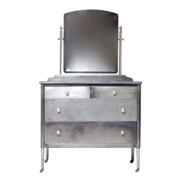 Simmons Sheraton Series Metal Dresser For Sale