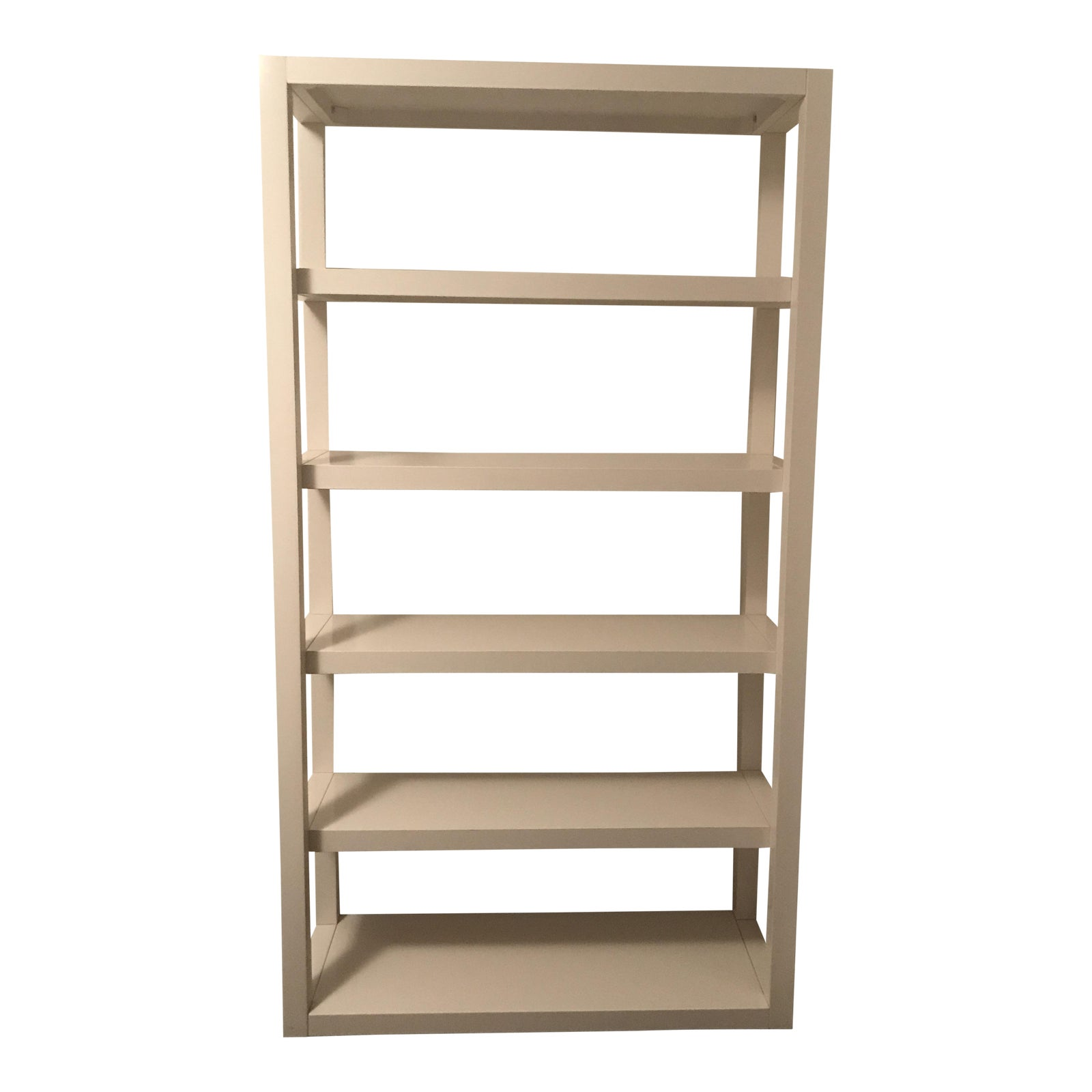 West Elm Parsons Tower Bookcase