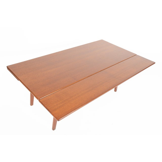 Danish Modern Coffee or Dining Elevation Table - Image 4 of 9